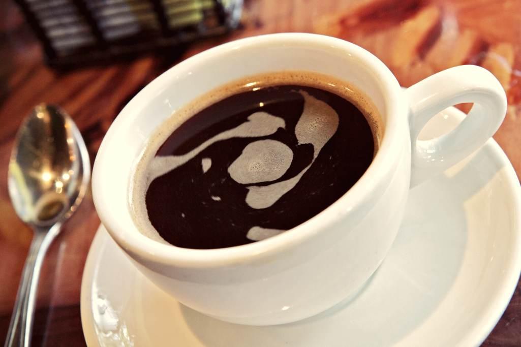 Stop consuming caffeine
