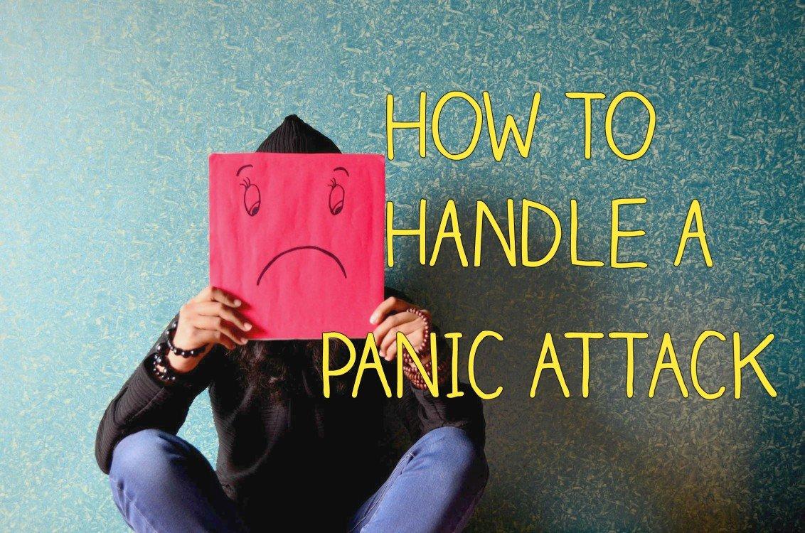 Moving through panic attack