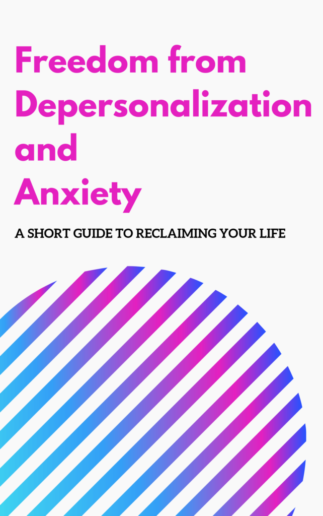Freedom from Depersonalization and Anxiety Cover Image