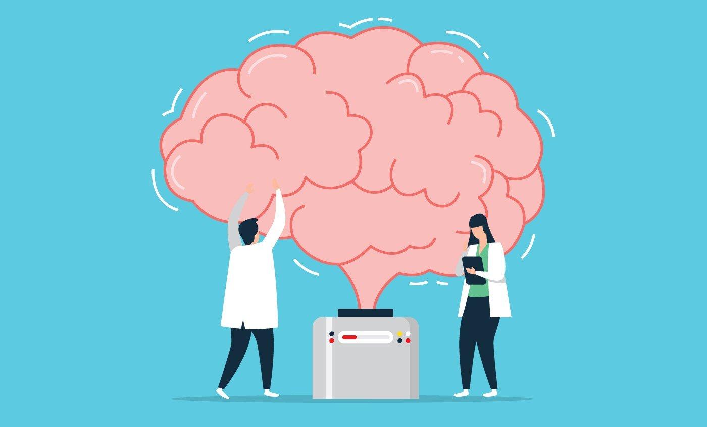 Depersonalization Cure Brain fix