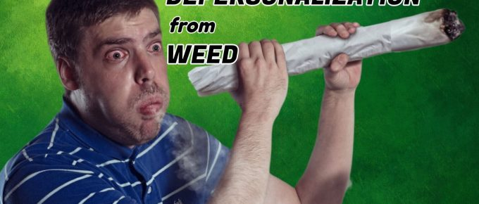 Weed induced depersonalization